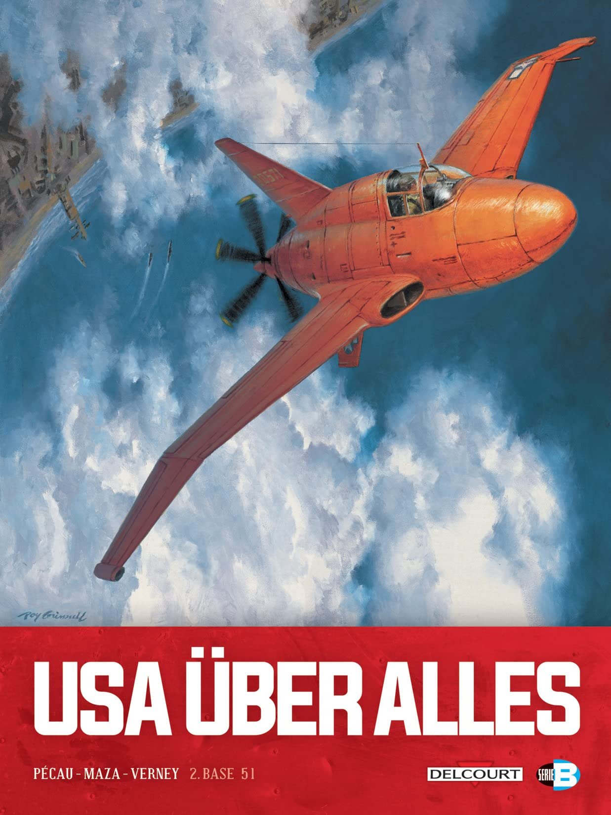 USA über alles Tome 2: Base 51