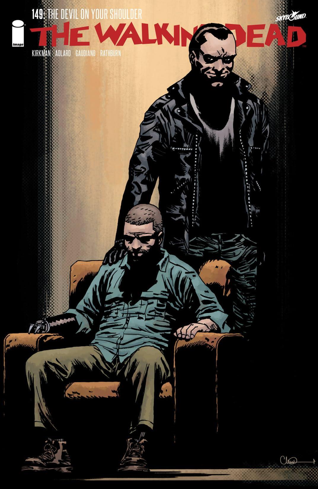 The Walking Dead #149