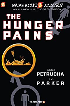 Papercutz Slices Vol. 4: The Hunger Pains Preview