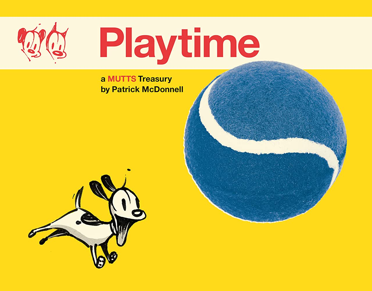 Playtime: A Mutts Treasury