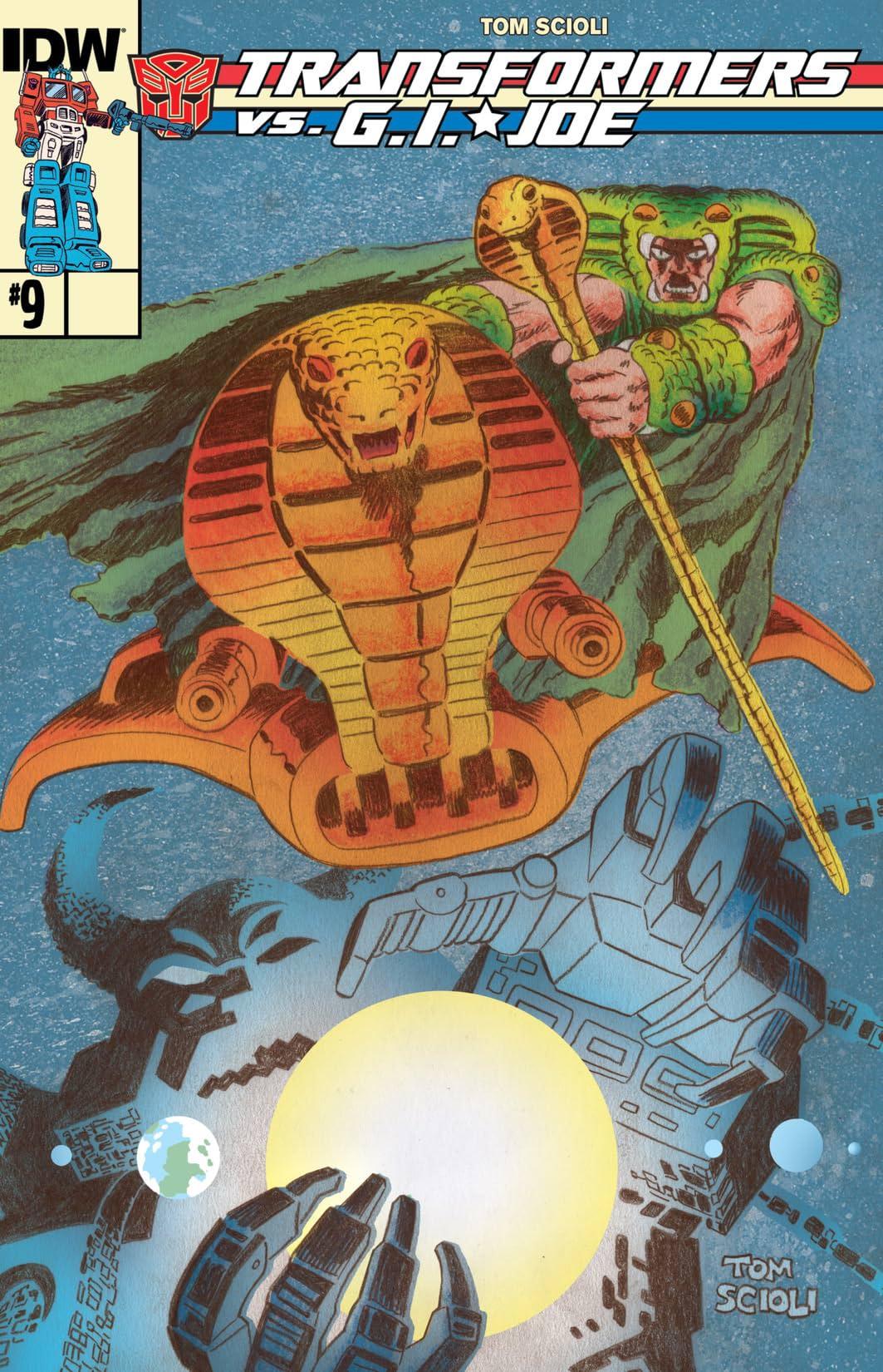 Transformers vs. G.I. Joe #9