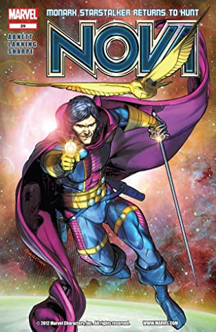 Nova (2007-2010) #29