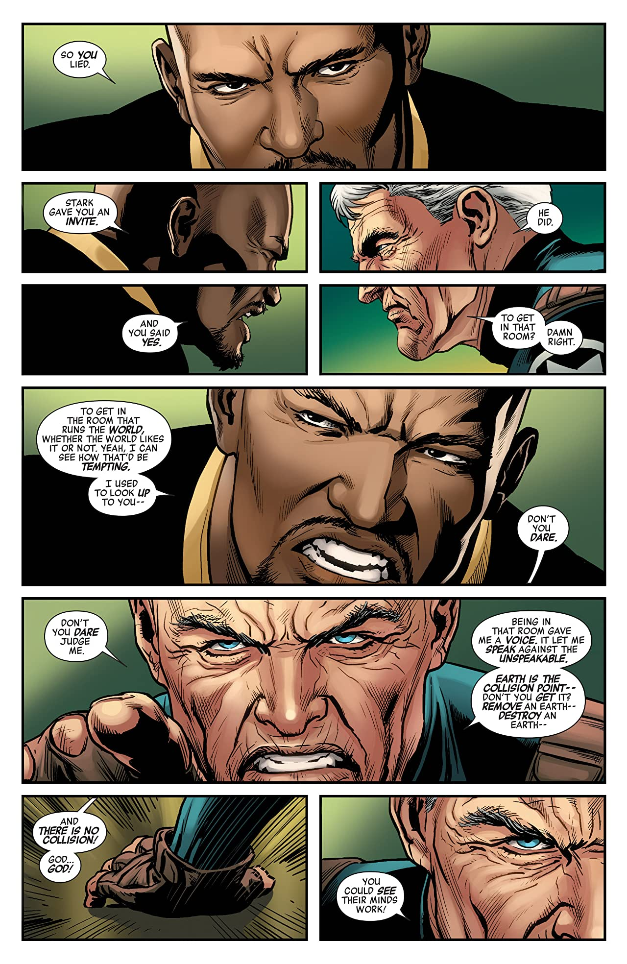 Captain America and the Mighty Avengers Vol. 2: Last Day