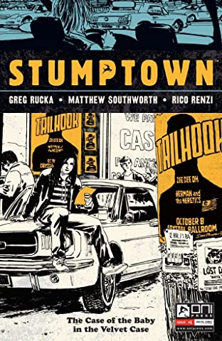 Stumptown Tome 2 No.1