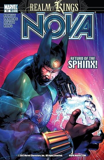 Nova (2007-2010) #32
