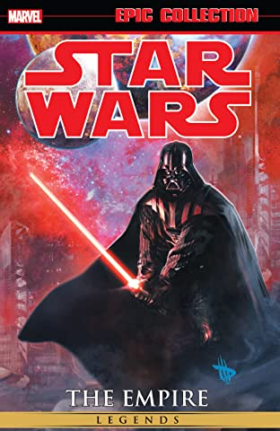 Star Wars Legends Epic Collection: The Empire Tome 2