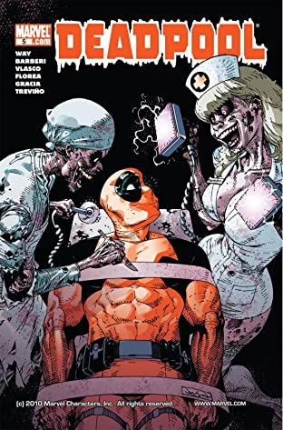 Deadpool (2008-2012) No.5