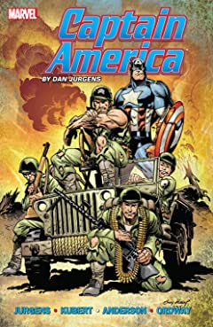 Captain America by Dan Jurgens Tome 1