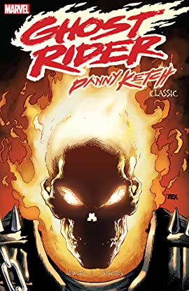 Ghost Rider: Danny Ketch Classic Vol. 2