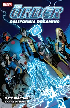 The Order Vol. 2: California Dreaming