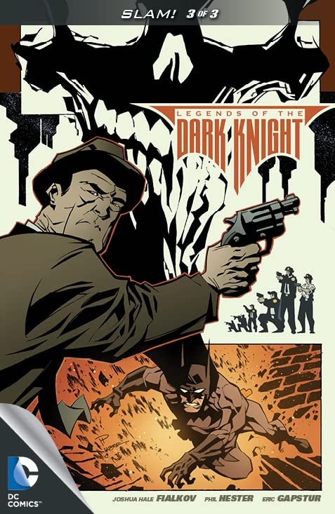Legends of the Dark Knight (2012-) #13