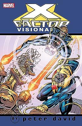 X-Factor Visionaries by Peter David Vol. 3
