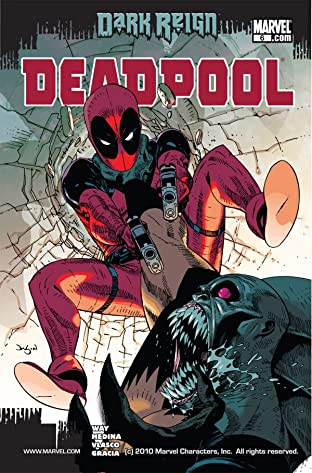 Deadpool (2008-2012) No.6