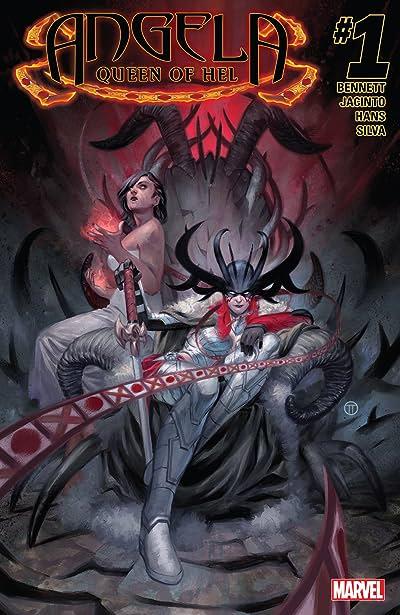 Angela: Queen of Hel (2015-2016) #1