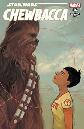Chewbacca (2015) #2 (of 5)