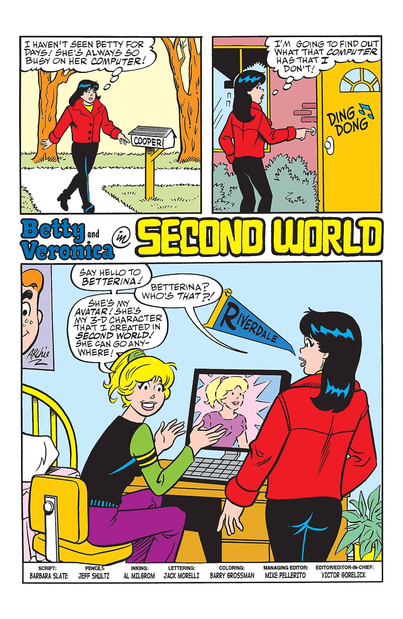 Betty & Veronica #233