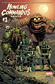 Howling Commandos of S.H.I.E.L.D. (2015-2016) #1