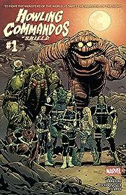 Howling Commandos of S.H.I.E.L.D. (2015-2016) #1