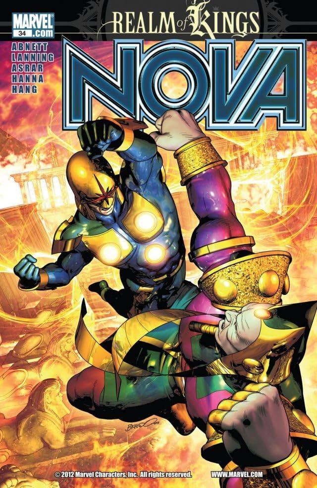 Nova (2007-2010) #34
