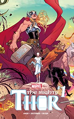 The Mighty Thor (2015-2018) #1