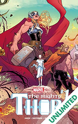 The Mighty Thor (2015-) #1