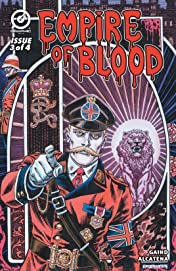 Empire of Blood #3 (of 4)