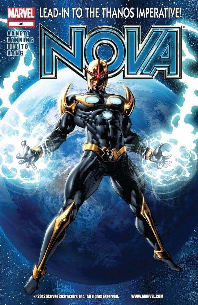 Nova (2007-2010) #36