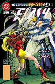 The Flash (1987-2009) #110
