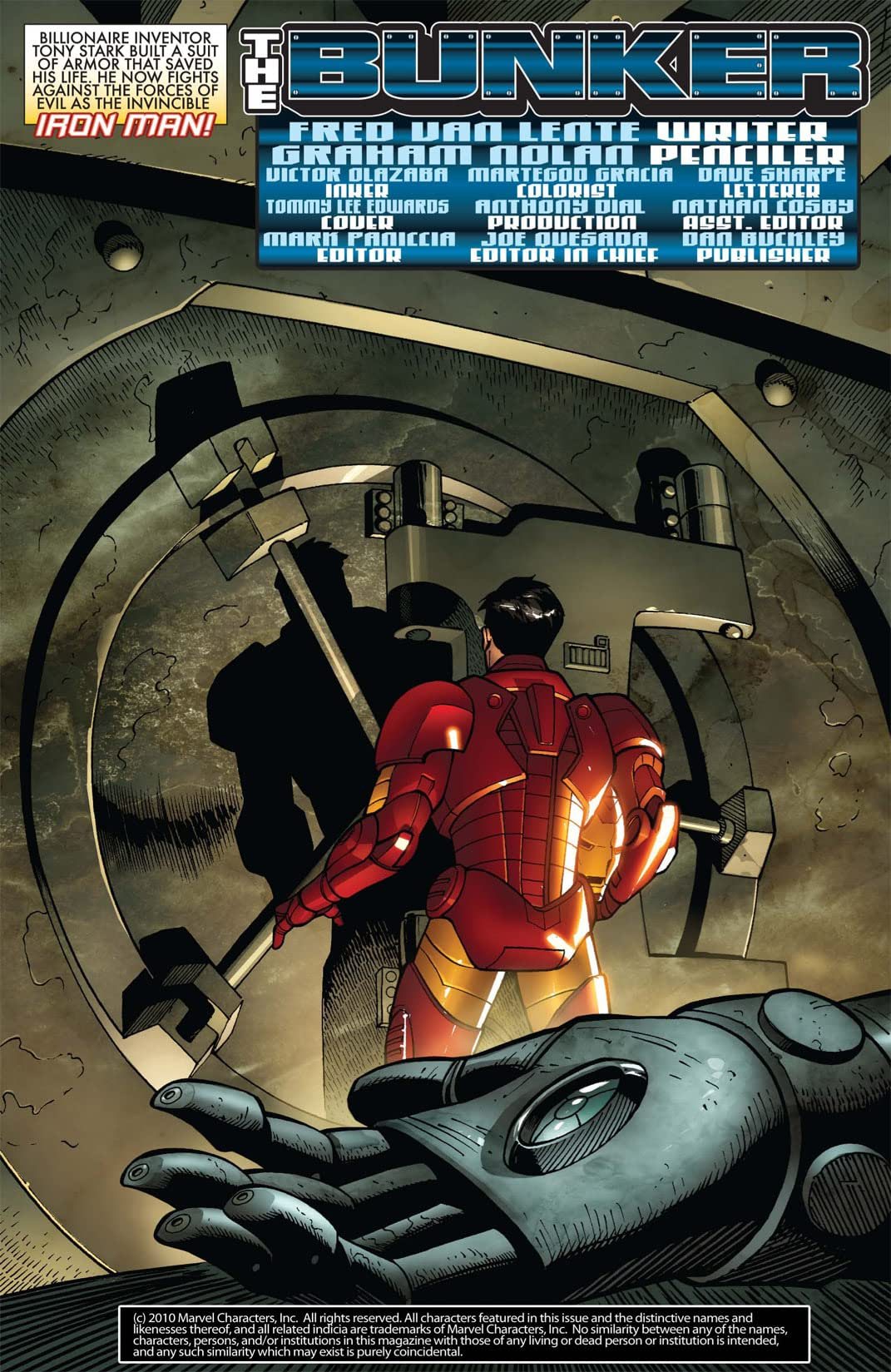 Marvel Adventures Iron Man (2007-2008) #9