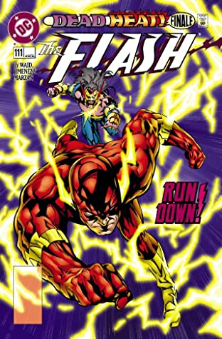 The Flash (1987-2009) #111
