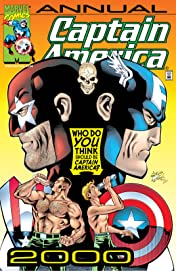 Captain America Annual 2000
