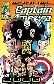 Captain America Annual 2000
