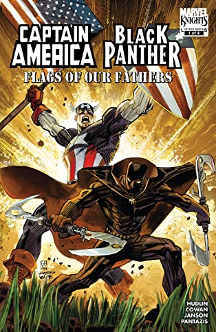 Captain America/Black Panther: Flags Of Our Fathers (2010) #1 (of 4)