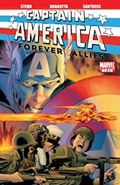 Captain America: Forever Allies (2010) No.1 (sur 4)