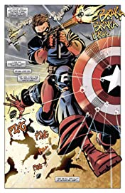 Captain America: Forever Allies (2010) #1 (of 4)