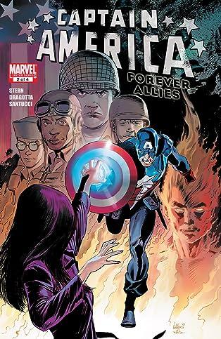 Captain America: Forever Allies (2010) #2 (of 4)
