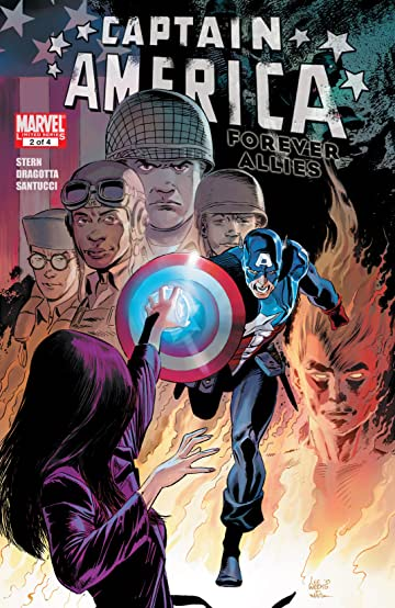 Captain America: Forever Allies (2010) #2 (of 4)