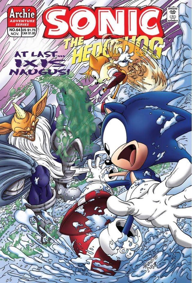 Sonic the Hedgehog #64