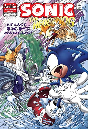 Sonic the Hedgehog #64