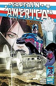 Captain America: Forever Allies (2010) No.3 (sur 4)