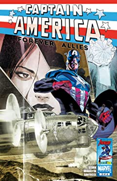 Captain America: Forever Allies (2010) No.3 (sur 4)