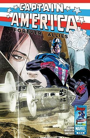 Captain America: Forever Allies (2010) #3 (of 4)