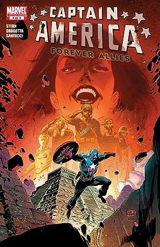 Captain America: Forever Allies (2010) #4 (of 4)