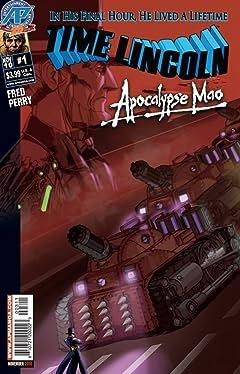 Time Lincoln #3: Apocalypse Mao