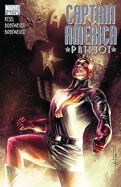 Captain America: Patriot (2010) No.1 (sur 4)