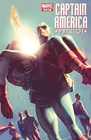 Captain America: Patriot (2010) #2 (of 4)