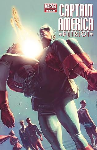 Captain America: Patriot (2010) #2 (of 4)
