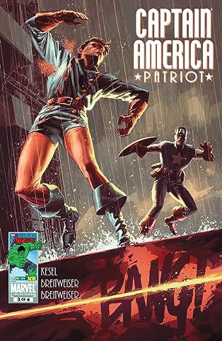 Captain America: Patriot (2010) #3 (of 4)