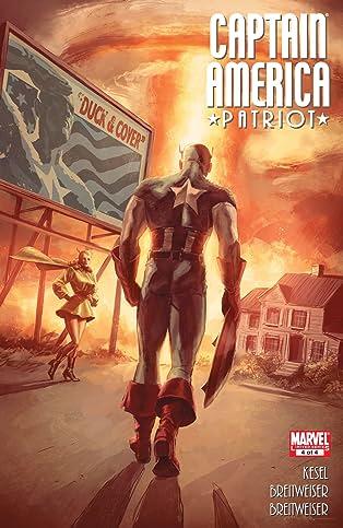 Captain America: Patriot (2010) #4 (of 4)