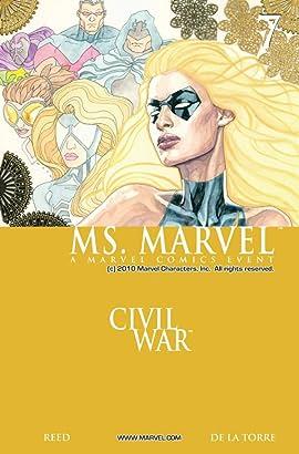 Ms. Marvel (2006-2010) #7